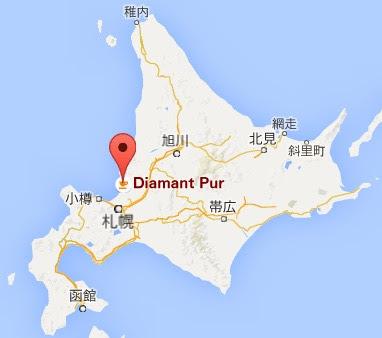 地図:ディアマンピュール