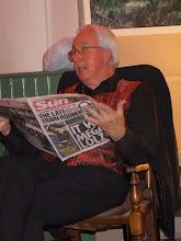 Photo: Greg Ashdown-Hoare - The Maestro