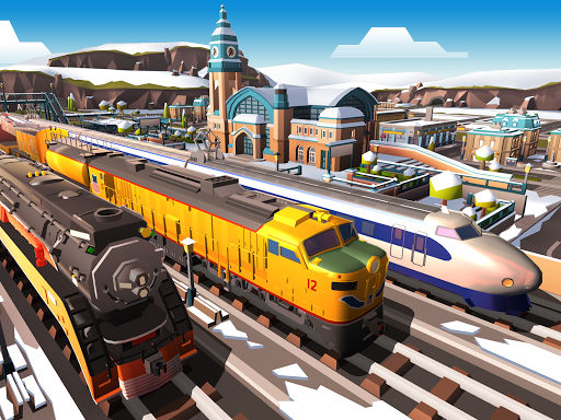Train Station 2: Rail Tycoon & Strategy Simulator 1.7.3 screenshots 2