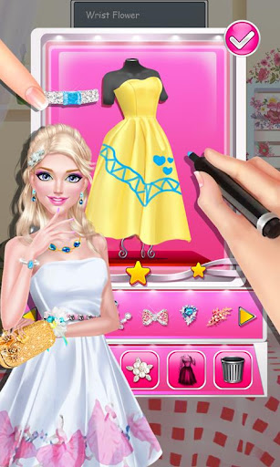 Prom Dress - Fashion Designer