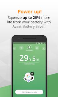 Avast Battery Saver- screenshot thumbnail
