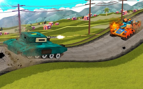Tank Pocket Stars Screenshot