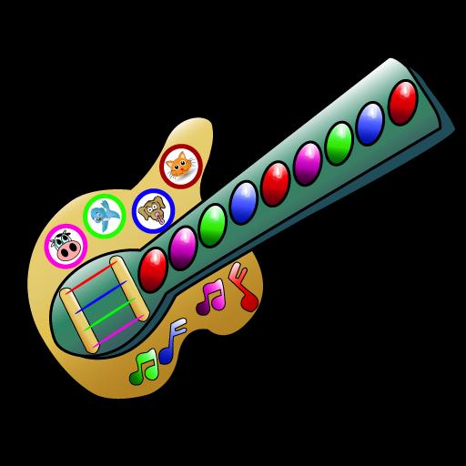 Electro Guitar 音樂 LOGO-玩APPs