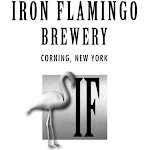Logo for Iron Flamingo Brewery