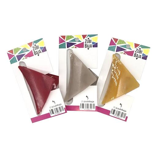 accesorio zubi baja peineta triangular und