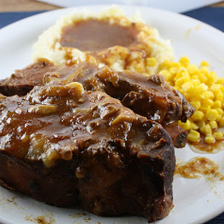Slow Cooker Country-Style Pork Ribs.