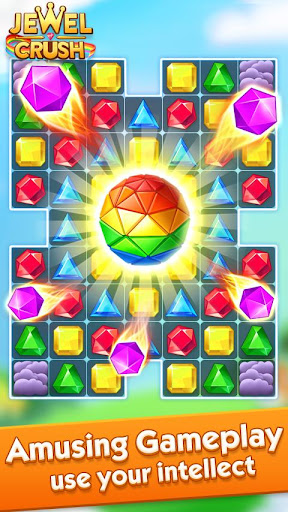 Jewel Crushu2122 - Jewels & Gems Match 3 Legend 4.0.5 screenshots 11