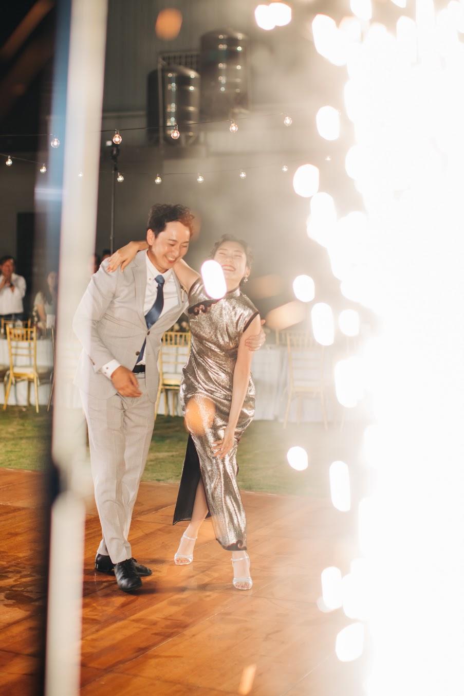自宅婚禮派對 | IVANKA+JIMMY WEDDING PARTY | 美式婚攝-小型婚禮