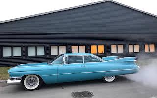 Cadillac Seville Coupet Rent København