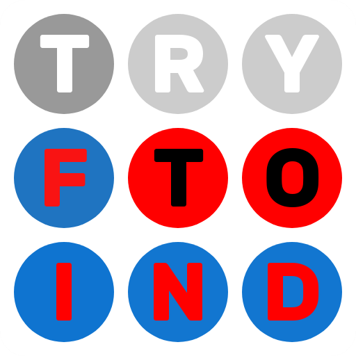 TRY TO FIND