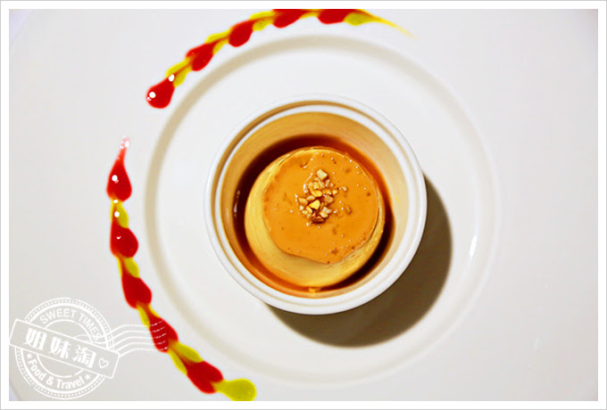 新國際西餐廳法式焦糖布丁