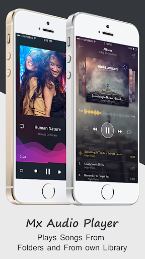 MAX Audio Player 1.5 screenshots 2