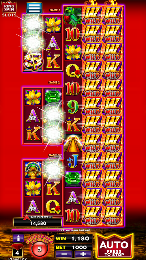 Ainsworth King Spin Slots- screenshot