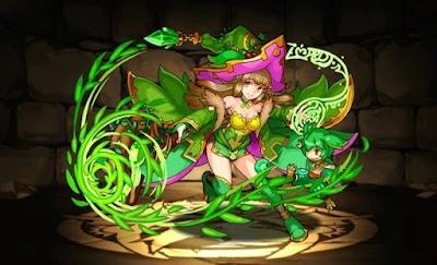 神木の魔道士・リーザ