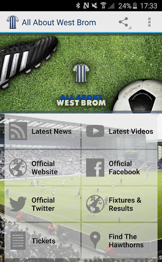 All About West Bromwich Albion