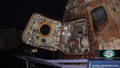Photo: Apollo 17 kumanda modülüymüş.