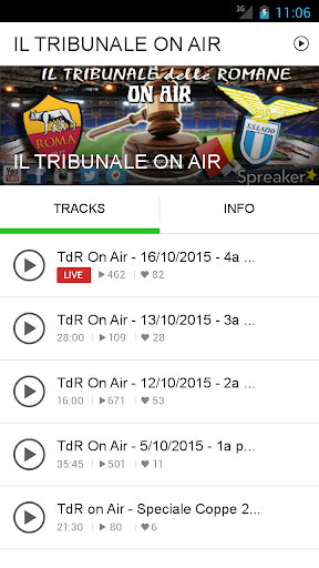 IL TRIBUNALE ON AIR