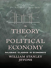 """Photo: In 1871 William Jevons, who died by drowning at age 47, published """"The Theory of Political Economy,"""" which systematized the discovery that maximum profit is obtained at the quantity where marginal cost is exactly equal to marginal revenue."""