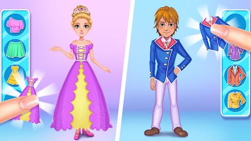 Code Triche Royal Tailor Shop - Boutique Prince & Princess APK MOD screenshots 4