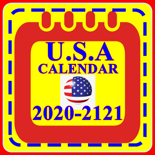 U Of A Calendar 2020 US Calendar 2020 2021 With Holiday – Programme op Google Play