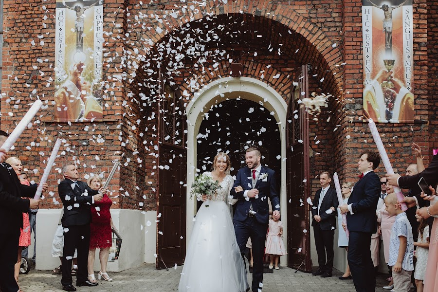 Wedding photographer Agnieszka Gofron (agnieszkagofron). Photo of 08.03.2020