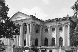 Photo: Memorial hall - Built in memory of Sepoy mutiny.