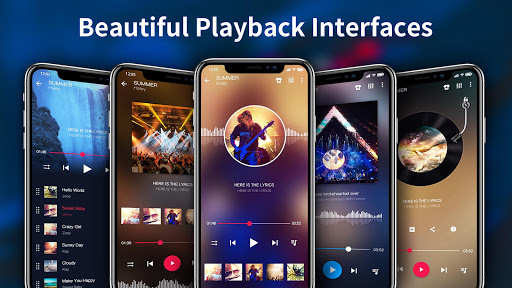Music Player - Colorful Themes & Equalizer - screenshot