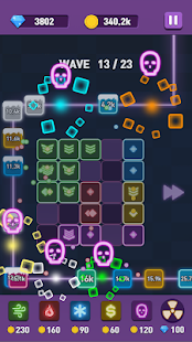 NeonMergeDefence for PC-Windows 7,8,10 and Mac apk screenshot 4