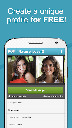POF Free Dating App screenshot 3