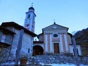 Photo: Terzo giorno in Val Mairae terza escursione, partendo direttamente dall'osteria la Gardetta saliamo alla chiesa della borgata di Chialvetta 1475m...