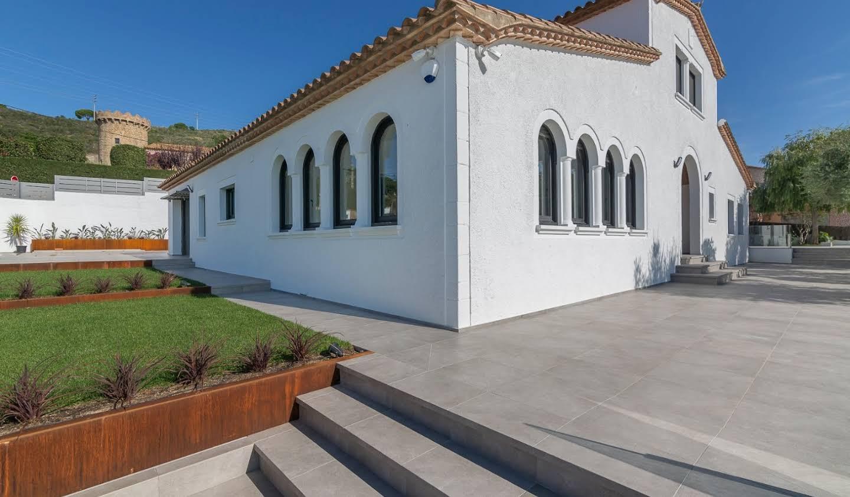 Maison avec piscine et terrasse Castell-Platja d'Aro