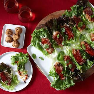Korean Lettuce Wraps.