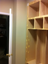 Photo: Now to fill my holes :) Glad this wasn't a stain grade project :)