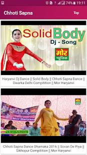 Chhoti Sapna Dance - náhled