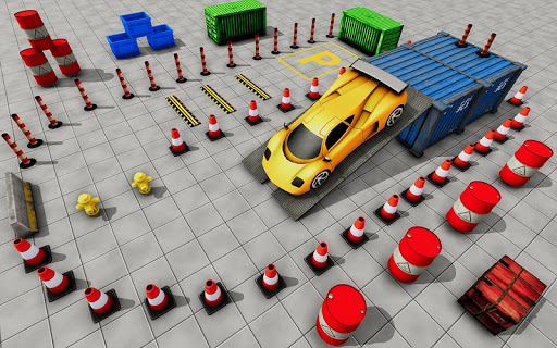 Télécharger Modern Car Parking Game 3d: Real Driving Car Games  APK MOD (Astuce) screenshots 5
