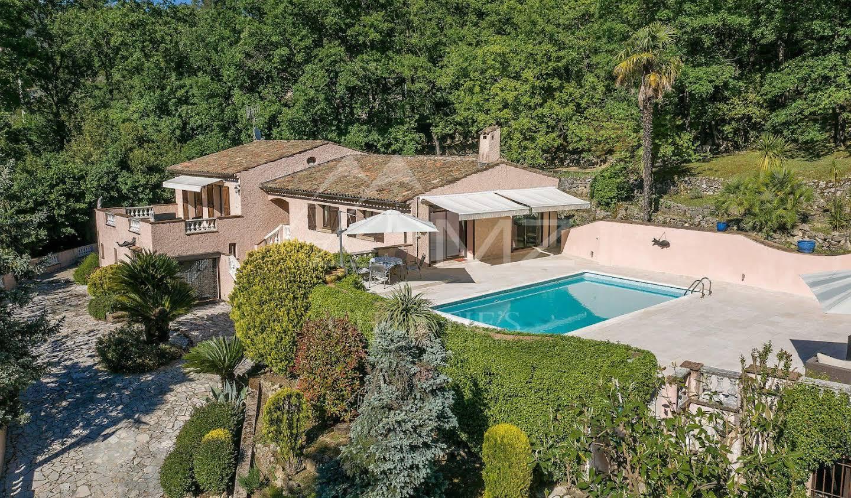 Villa avec jardin et terrasse Grasse