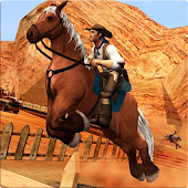 Horse Adventure Travel : Horse Racing game