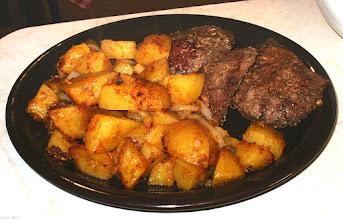 Photo: Wątróbka z ziemniakami (33)
