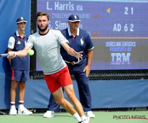 Opvallend: Franse tennisser last pauze in door het coronavirus