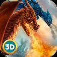 Dragon Clash Simulator Online icon