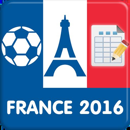 Euro 2016 Table 運動 LOGO-玩APPs