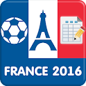 Table for Euro 2016 icon