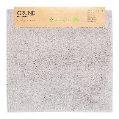 Коврик для туалета Grund Marla серый 60х60 см