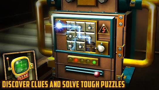 Escape Machine City: Airborne apk download 4
