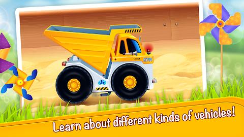 Kids vehicles in sandbox PRO Screenshot 3