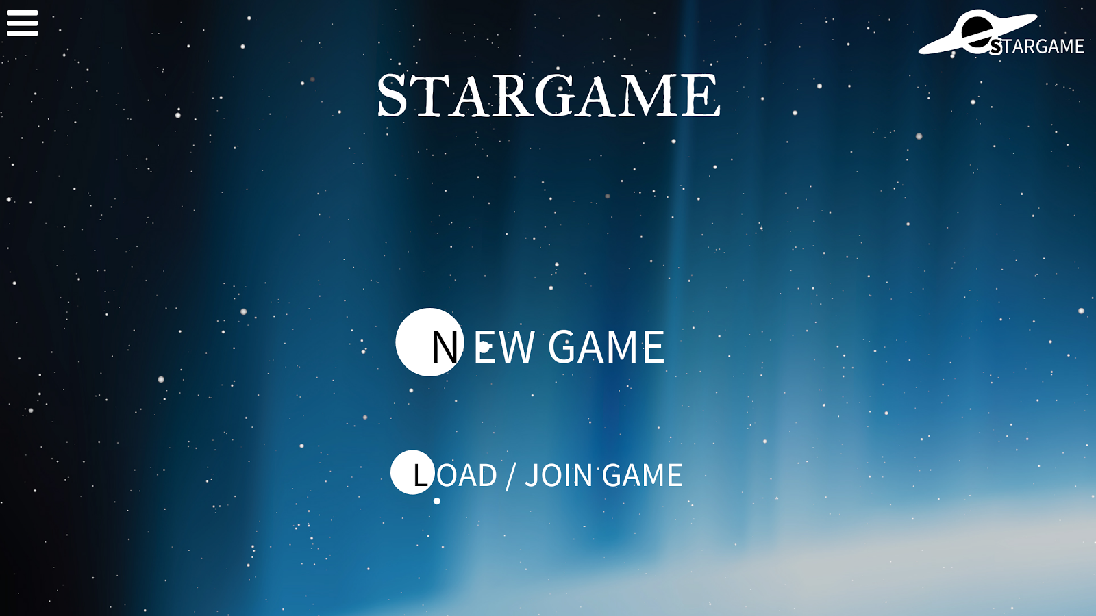 Stargame quiz- screenshot