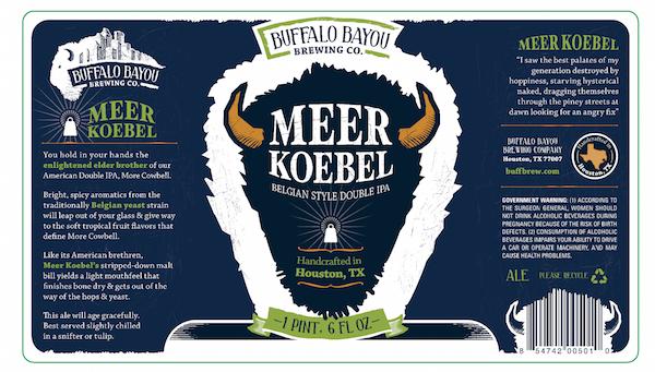 Logo of Buffalo Bayou Meer Koebel