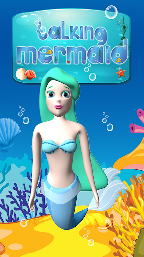 Talking Mermaid 1.8 screenshots 1