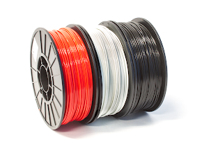e-NABLE 3 Pack of PRO Series PLA Filament - 3.00mm