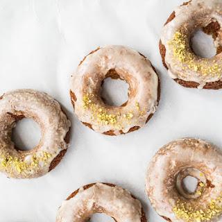 Irish Coffee Cake Donuts (GF, DF)